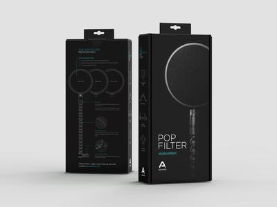 Pop Audio Packaging
