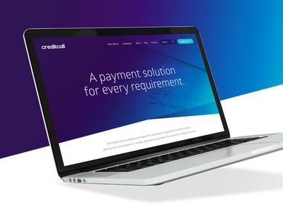 Creditcall Website