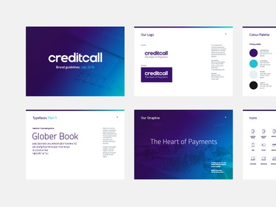 Creditcall Brand Re-fresh: Guidelines