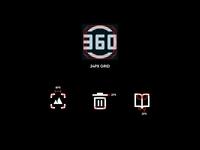 Insta360 Icon Grid