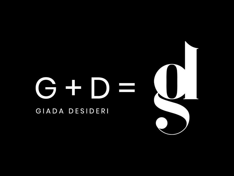 Giada Desideri illustrator vector illustration logos logodesign logotype logo design brand vector logo