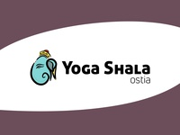 Yoga Shala - Logo proposal 2