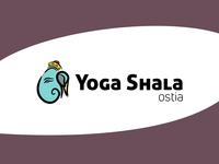 Yoga Shala - Logo proposal 2