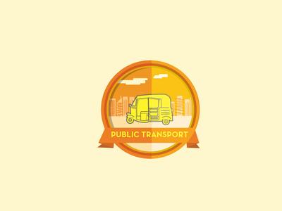 Delhi Icons:Public Transport
