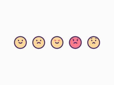 Emoji Icon Sets emoji set icon set sketch emoticon illustration emoji