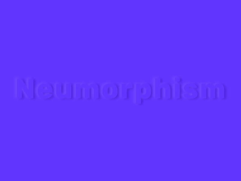 Neuuuuuumorphism....! soft ui soft element neumorphism vector concept user interface illustration