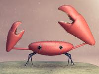 Crab 3D!!