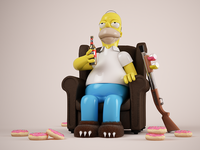 Homer!!