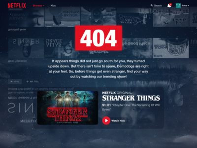 404 Page — UI Weekly Challenges [Week 2/10]