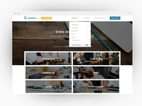 CentralApp - Marketing Website