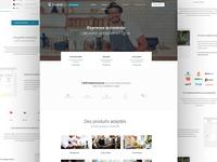 New Marketing Website for CentralApp