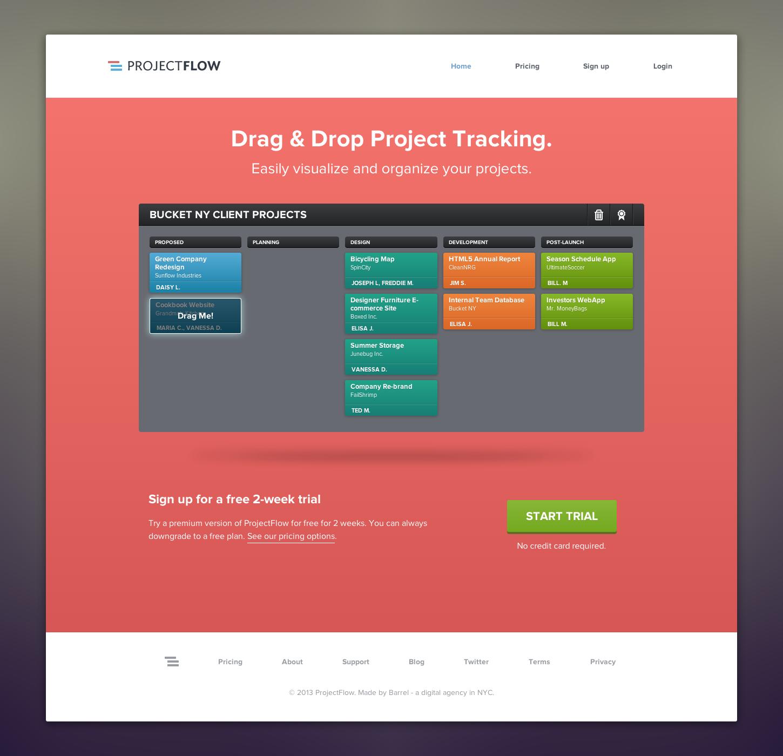 Projectflow fullview
