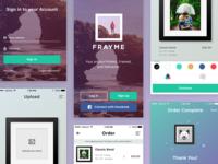 Frame App (Frayme)
