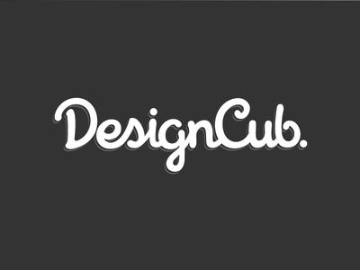 DesignCub. Logo