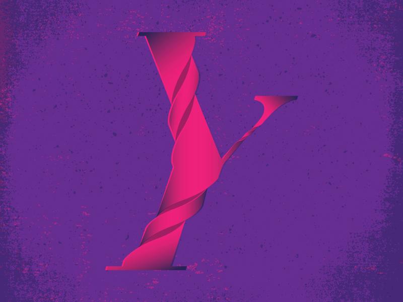 """Twisting the """"Y"""" letter twist"""