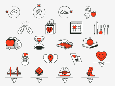 Chewse icons