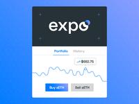 Expo trading