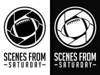Scenes From Saturday Logo Idea