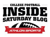 Inside Saturday College Football Blog Identity