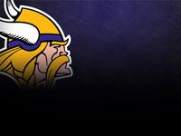 Minnesota Vikings Custom background image