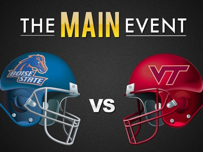 Athlon Sports TV Show graphic athlon sports college football hd tv graphics boise state virginia tech