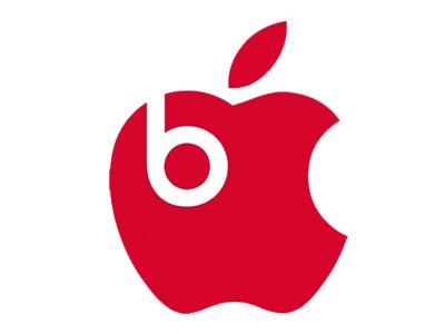 Apple + Beats Concept Logo apple beats mac logo concepts