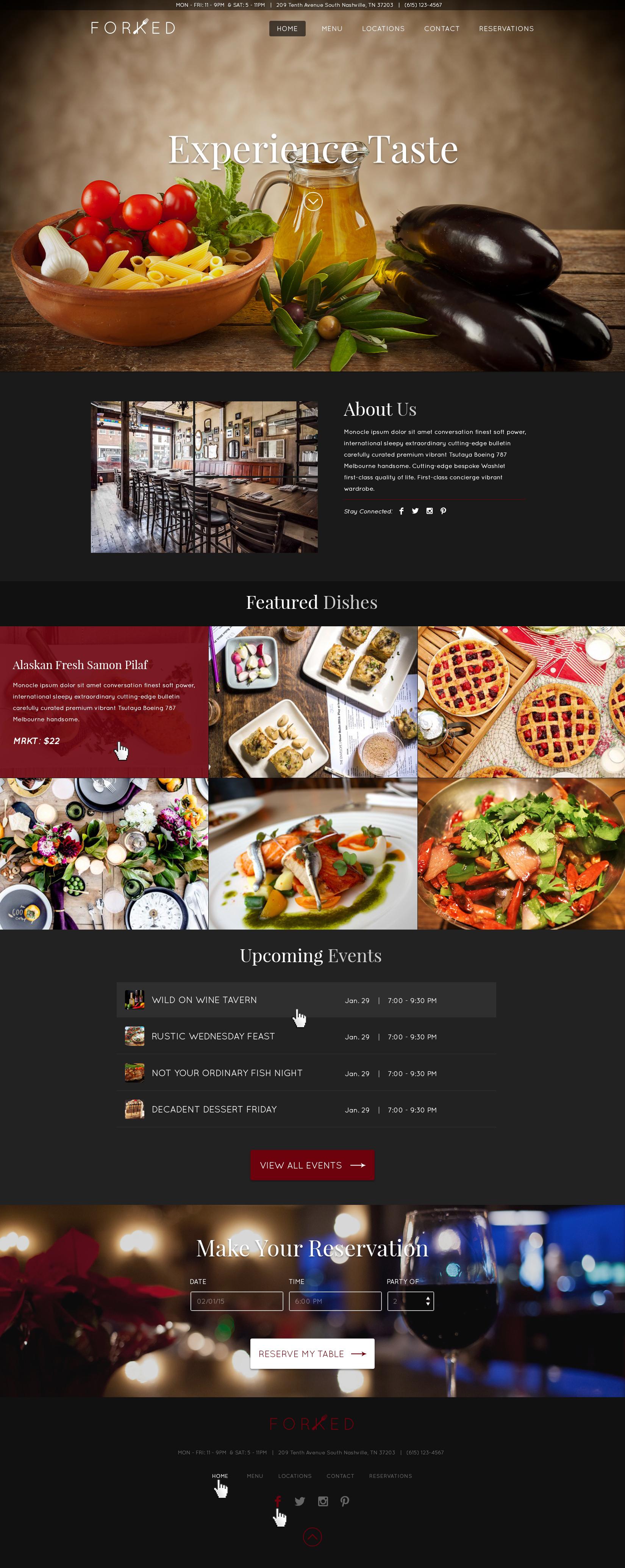 Desktop restaurant home final
