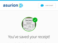 Mobile receipt save complete revised