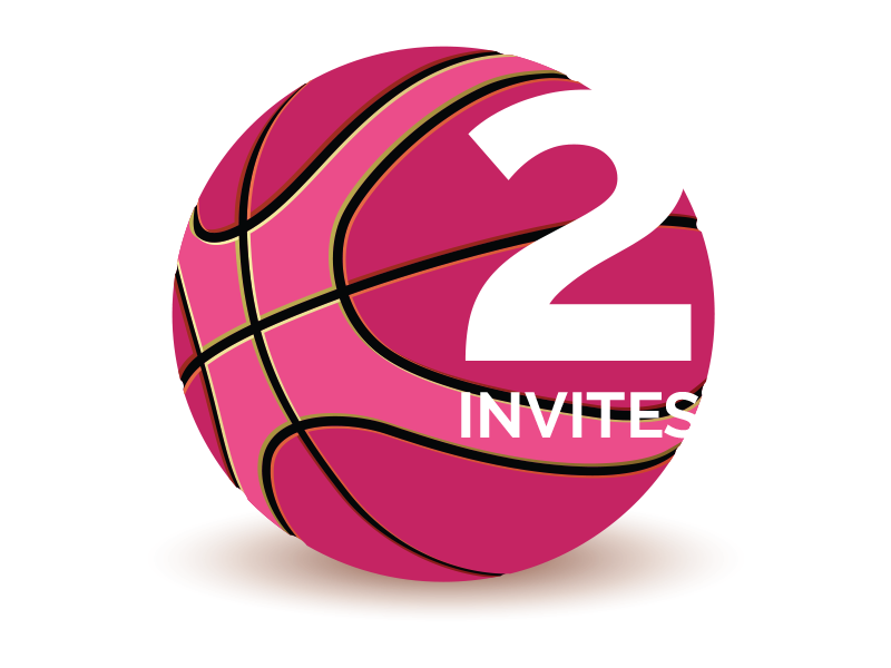 Sorry, these 2 invites are gone now. invite dribbble