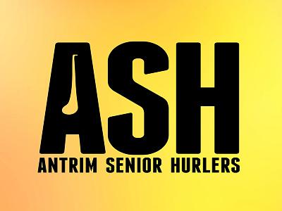Antrim Senior Hurlers gaa antrim hurling logo sport