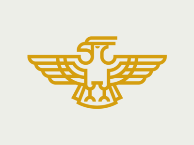 Bird Logo fly symbol icon print digital branding mark insignia logo bird