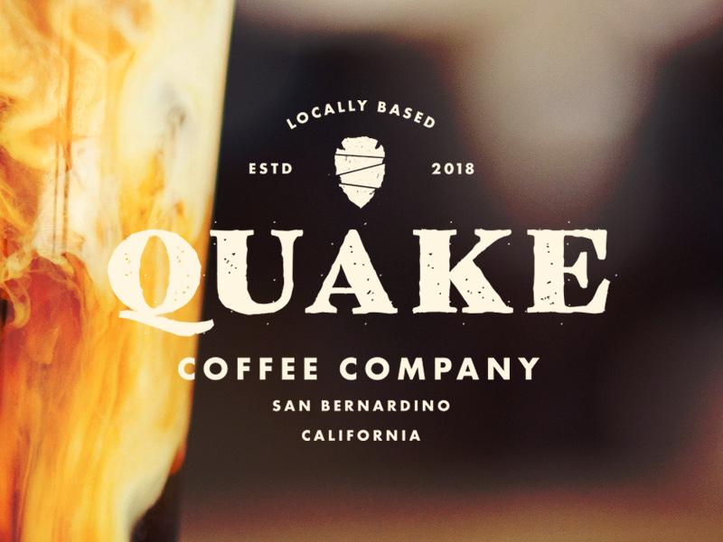 Quake dribbble