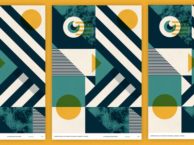 Composition 03 Posters