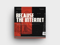 Because The Internet 002 Dribbble