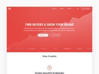 Brandboom website type example