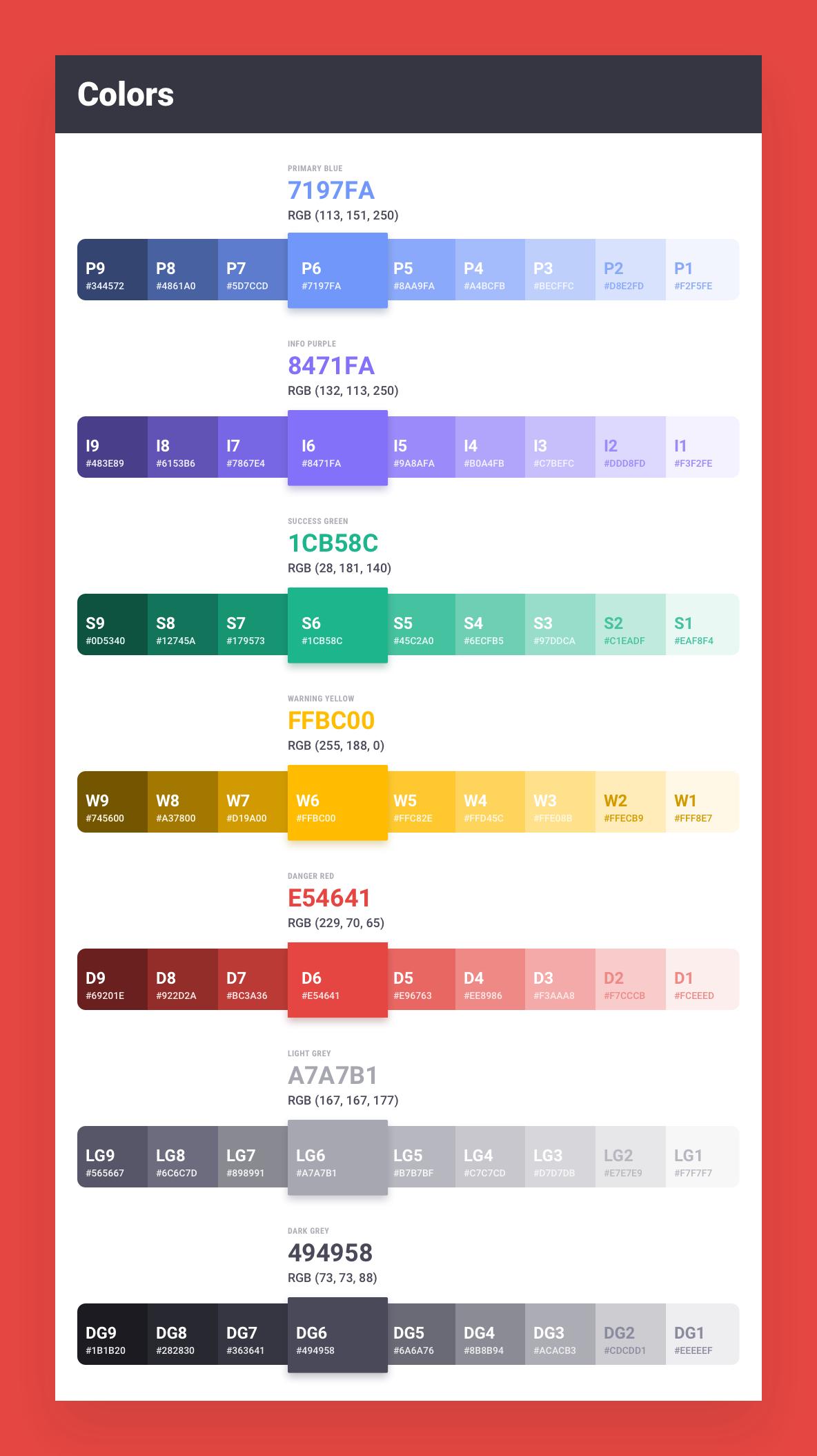 Brandboom color guidelines full