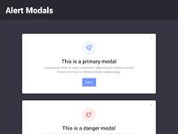 Modals   alerts 2x