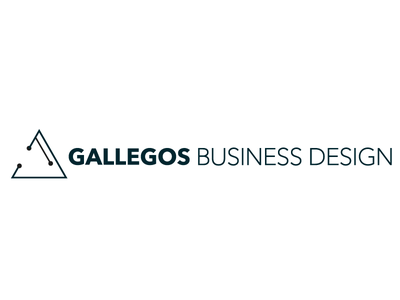 Gallegos Business Branding typography color palette brand guide business mark icon logo branding