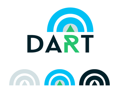 Dart IT branding identity icon logo