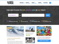 shred Guide Homepage