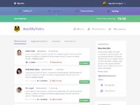 Manage session desktop