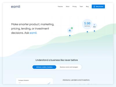 Eamli Homepage
