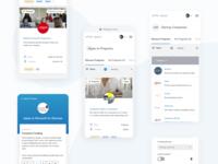 The Innovation Hub - Mobile Screens