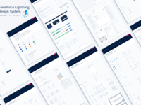 Slds ui kit 17 pages view