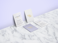La Cocina de Mima Business cards