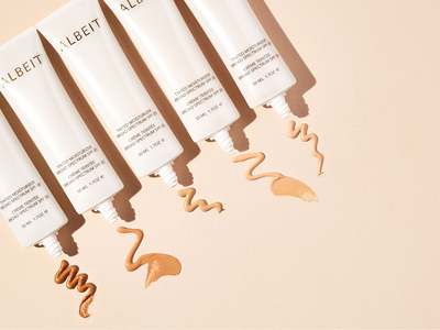 Albeit Complexion Packaging ||