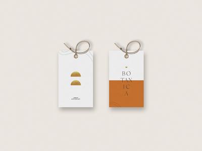 Botanica Tag Design