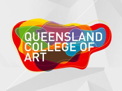 QCA Logo/Sign Assignment logo sign signage colour queensland college art