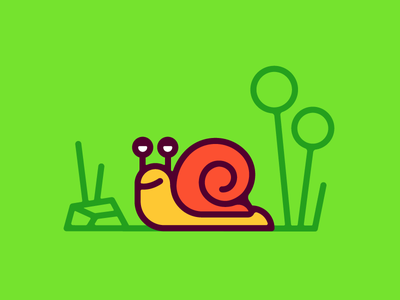 Snail slug illustration creature video game shell insects nature snail