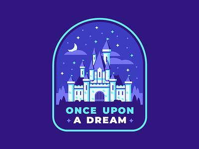 Sleeping Beauty's Castle building beauty sleeping princess night moon mouse mickey magic knight disney castle